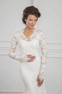 Диана Иванчева със сватбена рокля на Христо Чучев HC Hristo Chuchev Design