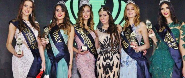 Lady Universe 2017 – Участничките в конкурса блестяха в рокли на дизайнера Христо Чучев