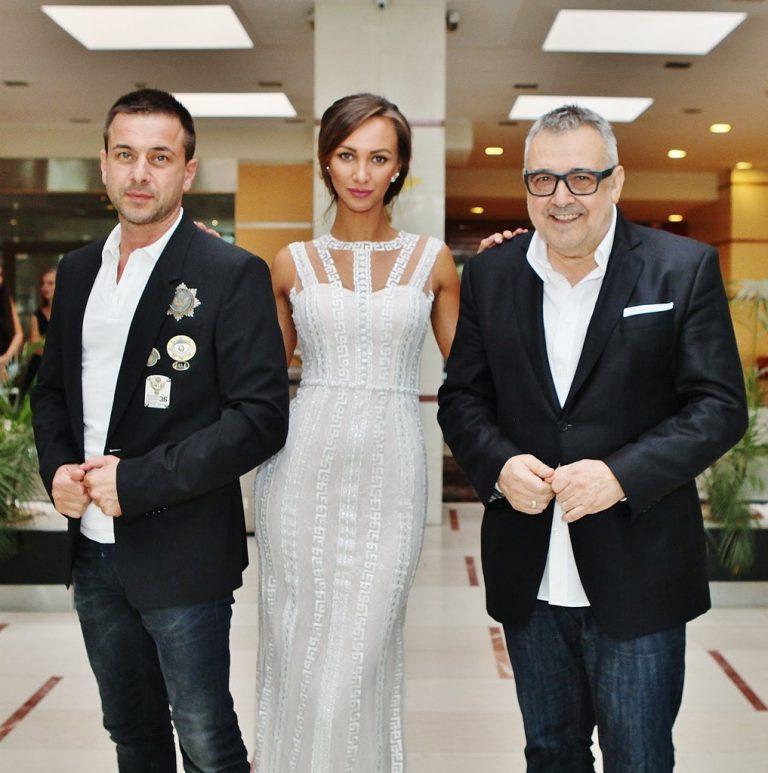 Вечер в памет на Джани Версаче - Христо Чучев
